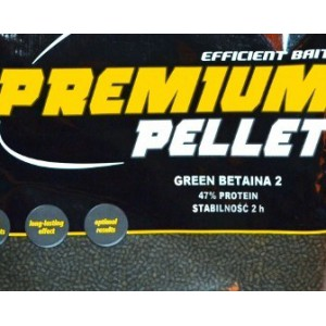 LORPIO PELLET 2,00MM 700G GREEN BETAINA
