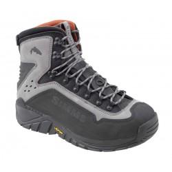 Simms G3 Guide Boot Steel Grey Vibram