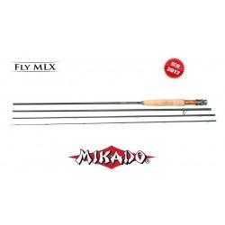 Mikado Fly Mix Grayling 9' Klasa 4