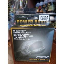 Fiume Plecionka Power Braid 0.35mm 300m
