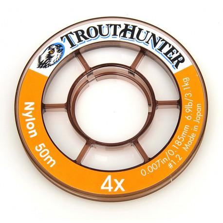TroutHunter Nylon Żyłka Przyponowa